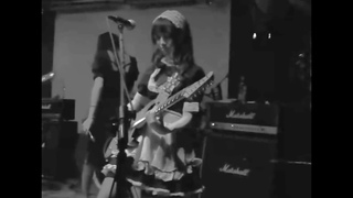 BAND-MAID LIVE - Arcadia Girl - KANAMI !