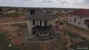 Строительство загородного дома из газобетона дер.Федоровское, Тосненский район, г.Санкт-Петербург