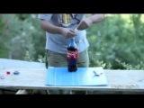 Кока кола, ментос и презерватив!!!
