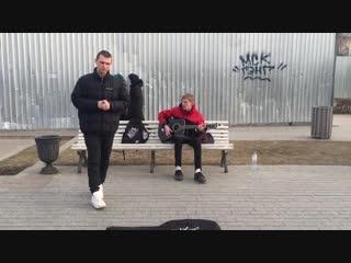 Случайный гитарист и Нурминский в Астрахани.mp4