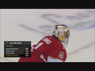 NHL.RS.2018.11.10.New York Islanders @ Florida Panthers. Fox Florida
