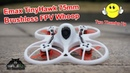 Emax TinyHawk Brushless FPV Whoop Simply Awesome LOS and FPV Review