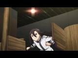 Мастера меча онлайн 2 сезон 4 серия Sword Art Online 2 SAO 2:Phantom Bullet САО ТВ-2 русская озвучк