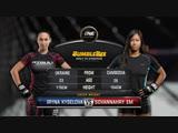 ONE: Destiny of Champions | Irina Kiselova vs. Sovannahry Em