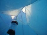Острова Шумского кордона - шторм (Обское водохранилище)