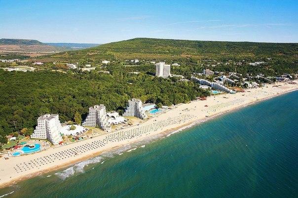 Албена – один из лучших черноморских курортов Болгарии