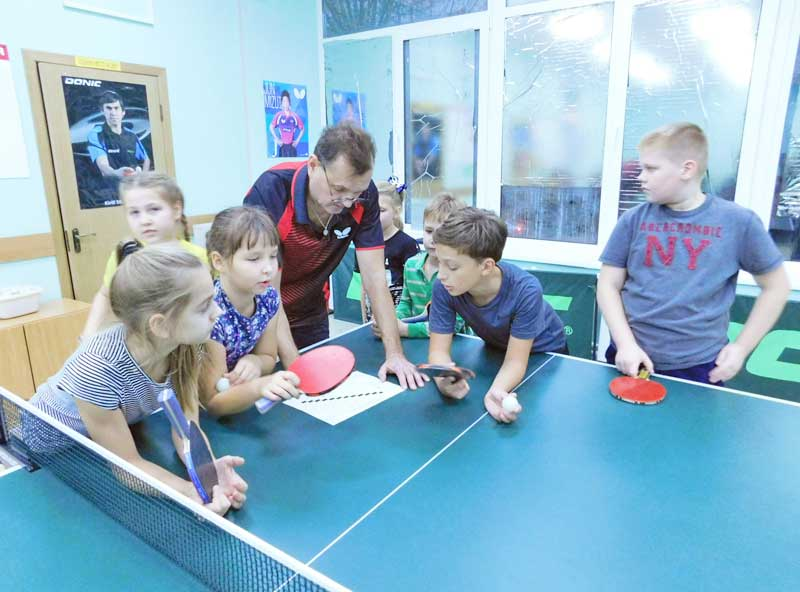 Теннисный турнир ко Дню народного единства