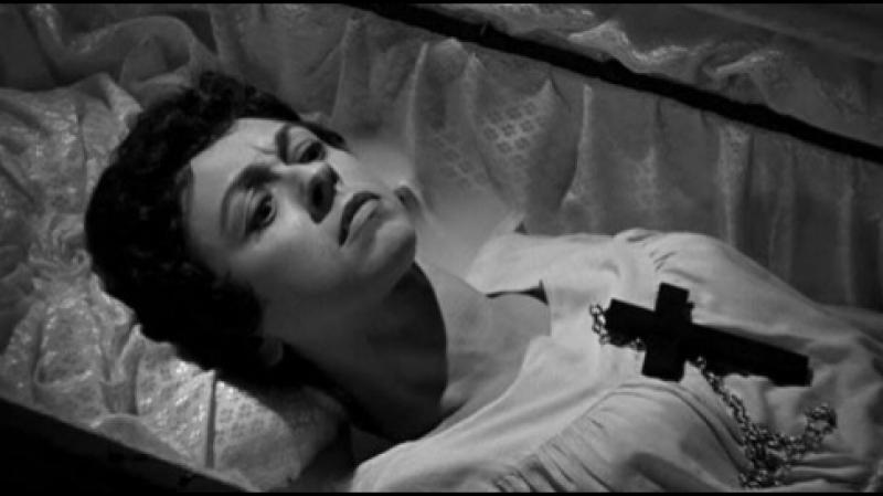 The Return of Dracula 1958 / Возвращение Дракулы HD 720 (rus)