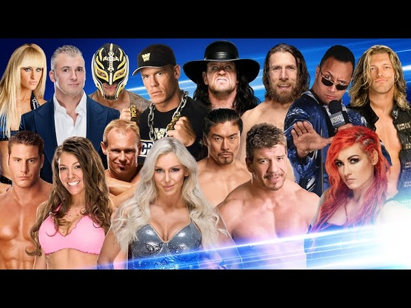 Rapper drops 80 WWE references in SmackDown tribute