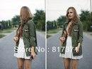 Green Jackets Women