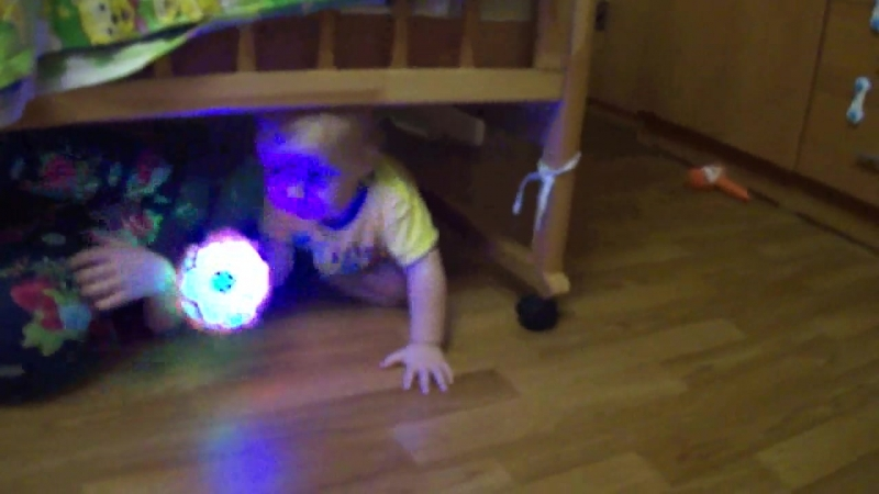 Ваня 1 год (Домашнее видео)