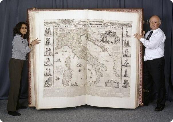 Самая тяжёлая книга в мире.