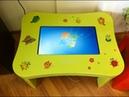 Интерактивный стол Какие игры используют в сенсорных столах