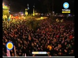 Festival por los Derechos Humanos y Democracia 12-12-10 - Bajofondo Tango Club