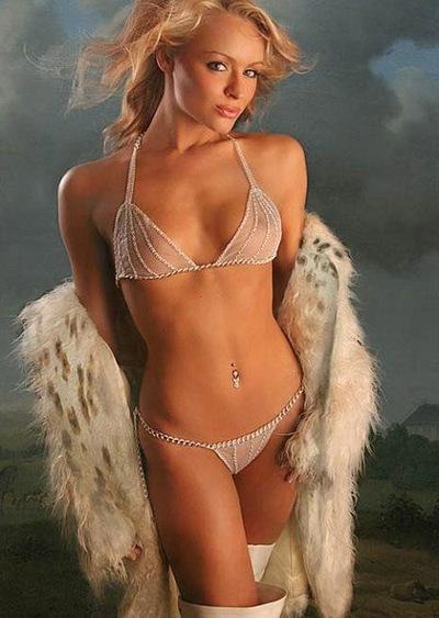 Naked trisha hershberger nude