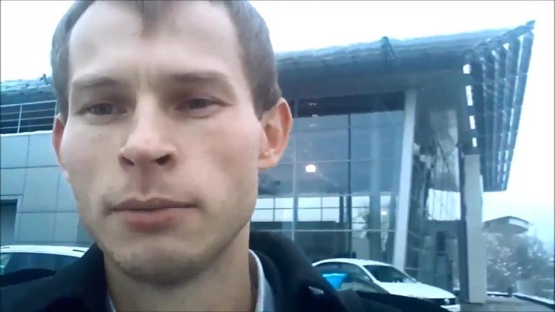 Новое авто в команде проекта bmdXXI Матвеев Сергей