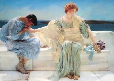 история древнегреческих духов