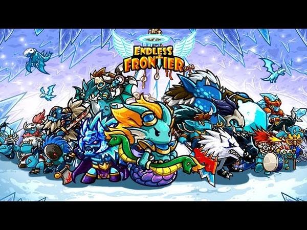 Endless Frontier - Игра в жанре Idle RPG
