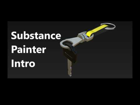 Substance Painter - 2 - MultiSub-Object, Ideal Unwrap and Smoothing