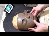 [Smotri Planeta] Как сделать маску-протез САЛЛИ КРОМСАЛЛИ из бумаги\САЛЛИ-ФЕЙС (1 часть)