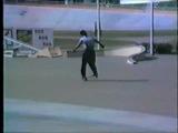 Primo Desiderio - Freestyle Contest - Velodrome Carson CA 1987