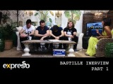 Bastille in South Africa - Interview on Expresso Show Part 1