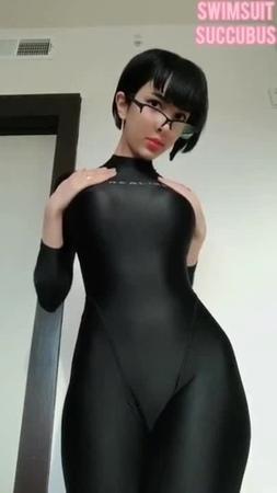Bunny Ayumi swimsuit