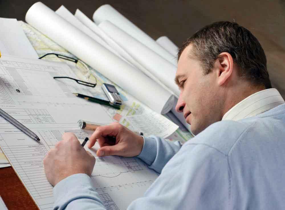 Многие архитекторы используют столбы жби в своих проектах