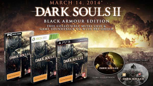 Сбор предзаказов на Dark Souls 2