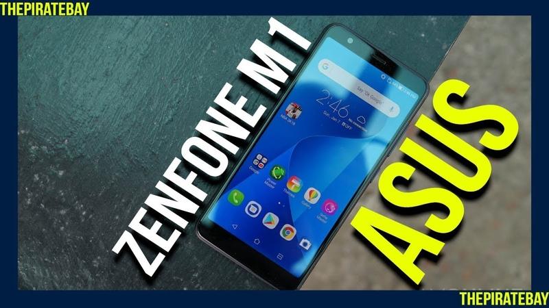 Обзор: Asus ZenFone M1 (Отзывы в плеерРу)