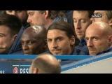 Chelsea - PSG : le dépit de Zlatan