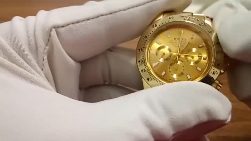 Шикарные элитные часы