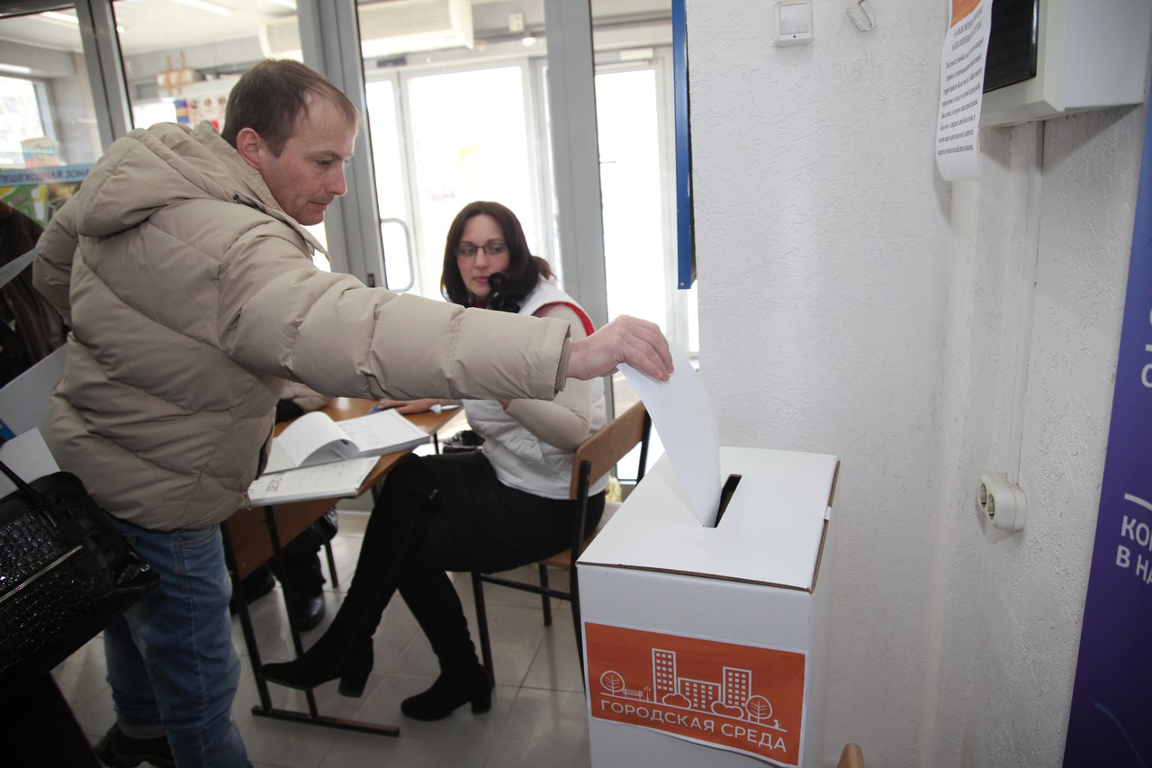В Балабанове проходит рейтинговое голосование по выбору общественных территорий