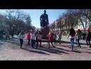 Спонтанный танцевальный батл...молодежка ОНФ
