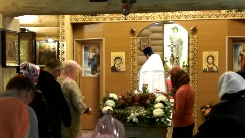 11-08,04,18 Пасха Христова в Кузьмоловском Храме