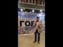 Почётный консул Непала Александр Терентьев и мастер спорта по альпинизму Алексей Шустров на премьере фильма Горы