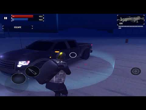 Armed Heist: Shooting games IOS-Android-Review-Gameplay-Walkthrough-Part 17