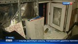 Вести-Москва Битые стекла, дымовые шашки и штурм ночной налет на гаражи в Бибиреве