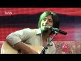 Arash Barez - Boi Baran Medahad - Helal Eid Concert