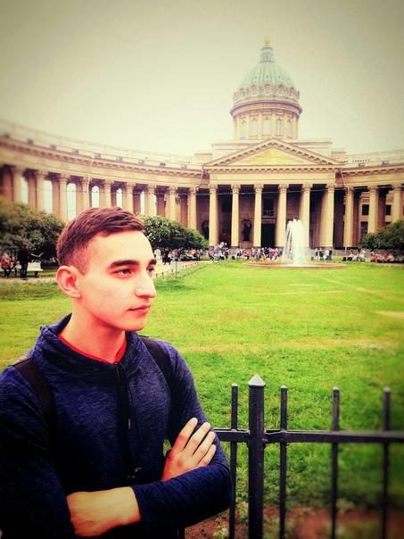 Emil, 20, St Petersburg