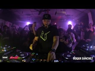 Deep House presents: Roger Sanchez Boiler Room New Delhi Budweiser [DJ Live Set HD 720]
