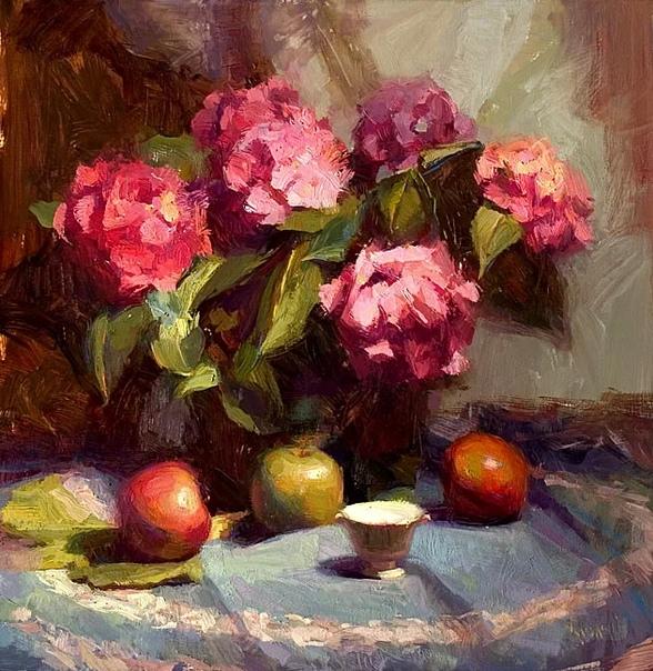 Сьюзен Лион замечательная американская современная художница Она родилась и выросла в штате Иллинойс. Образование получила в Художественном институте Чикаго, имеет также диплом Американской