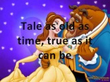 Celine Dion and Peabo Bryson- Beauty and the Beast lyrics