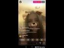 Прямой эфир в Instagram Саша Лавер и Катя Рябова 25.08.2018