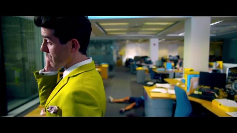 Utopia (2013). Almost suicide scene