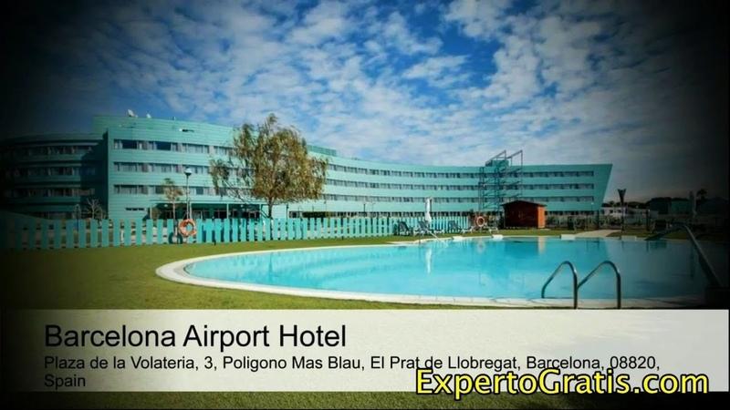 Barcelona Airport Hotel, El Prat de Llobregat, Spain