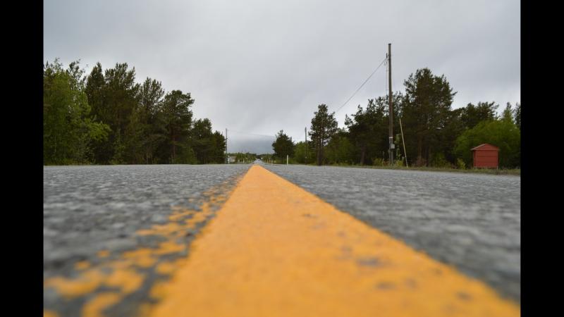 Автостопом в Finland-Sweden