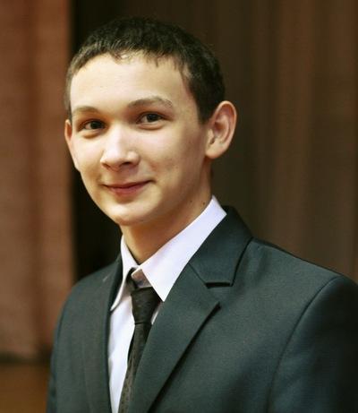 Рустам Хисамутдинов, 20 декабря 1997, Стерлитамак, id167817857