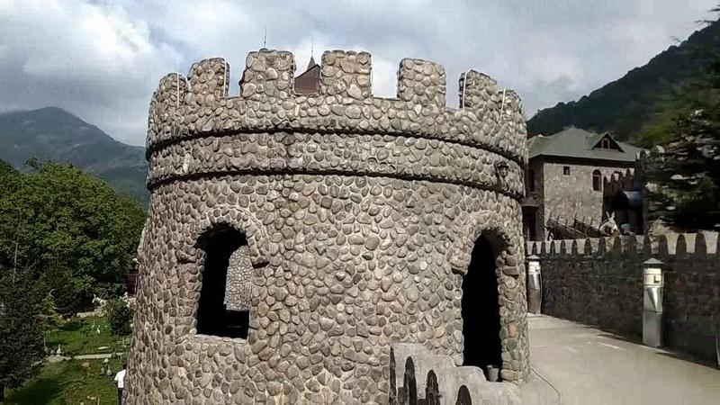 Qax Rayonu - Senger Qala İLİSU