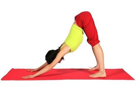 Вечерняя йога: практика перед сном. (10 фото) - картинка